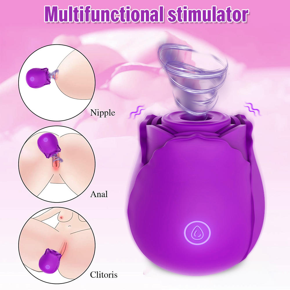 Adorable Rose Vibrator 2021 Amazon Best Sellers Brand supplier (3)
