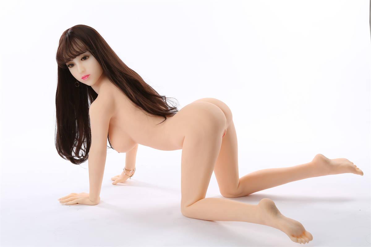Angel Face Devil Figure 158cm TPE Sex Doll (40)
