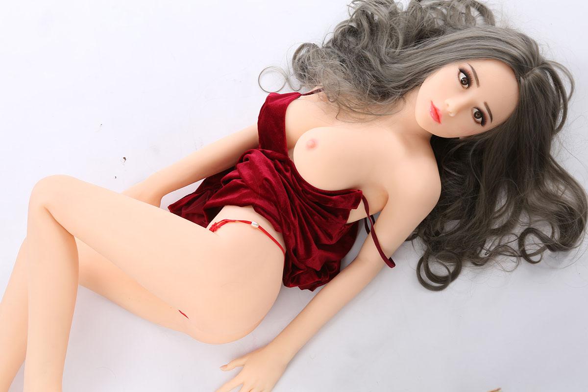 Bridgette - Small And Skinny Doll-11