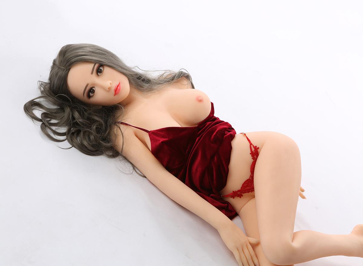 Bridgette - Small And Skinny Doll-12