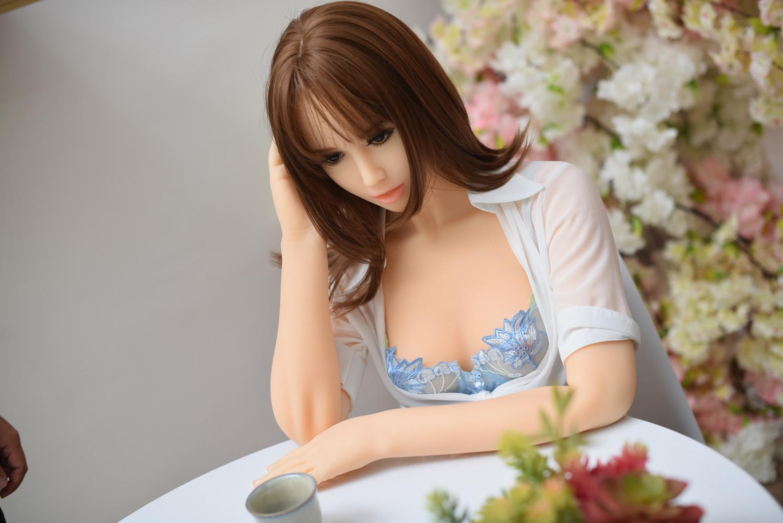 NEW 168cm Japanese Silicone Sex Dolls (9)