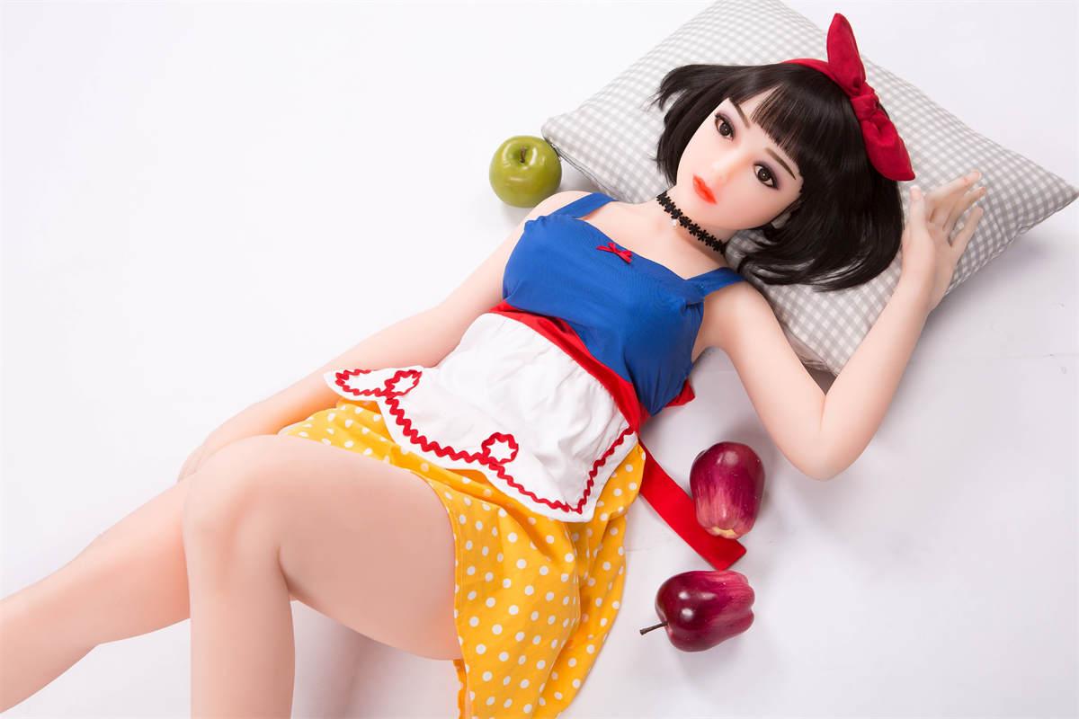 Scarlett-125cm Mini Real Silicone Sex Dolls Robot Realistic Vagina Anime Sexy Love Doll Skeleton Full Masturbator Adult Toys for Men (19)