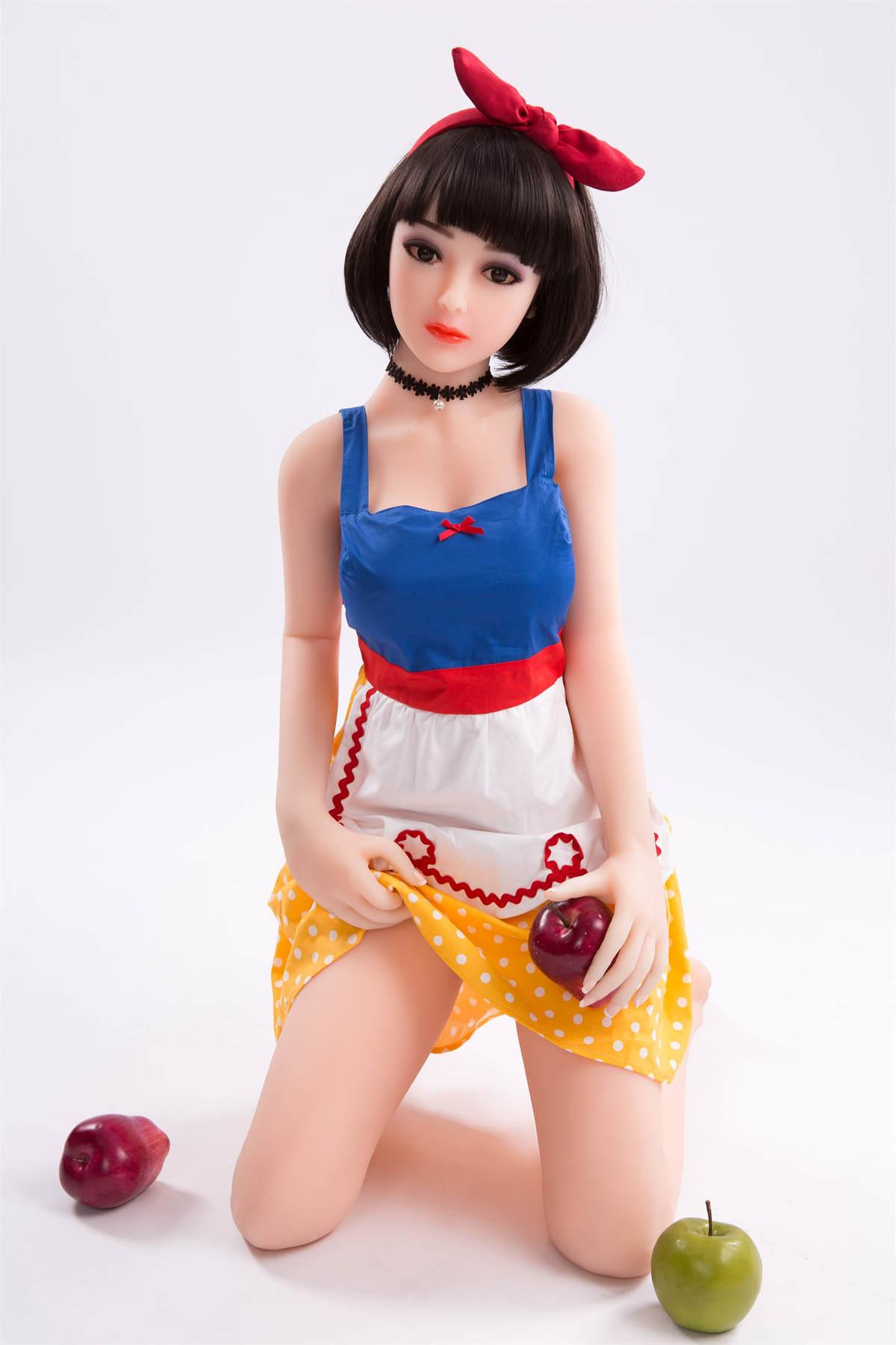 Scarlett-125cm Mini Real Silicone Sex Dolls Robot Realistic Vagina Anime Sexy Love Doll Skeleton Full Masturbator Adult Toys for Men (22)